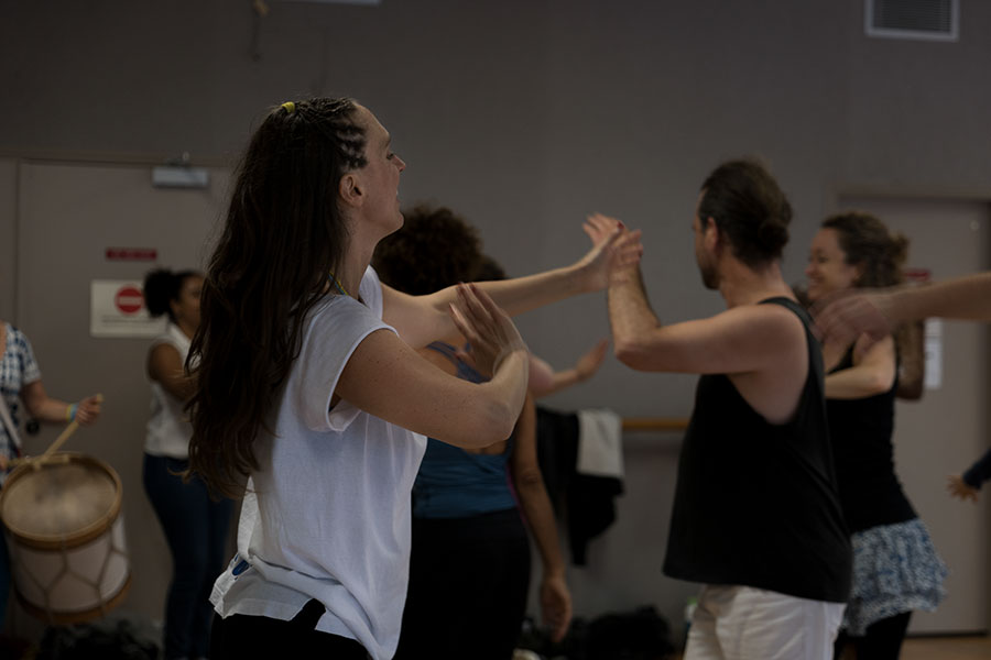 atelier danse maracatu